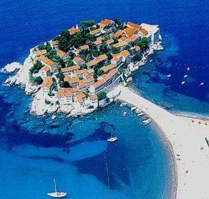 Montenegro-island