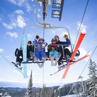 SKI HOLIDAY CLUB FOR FAMILIES