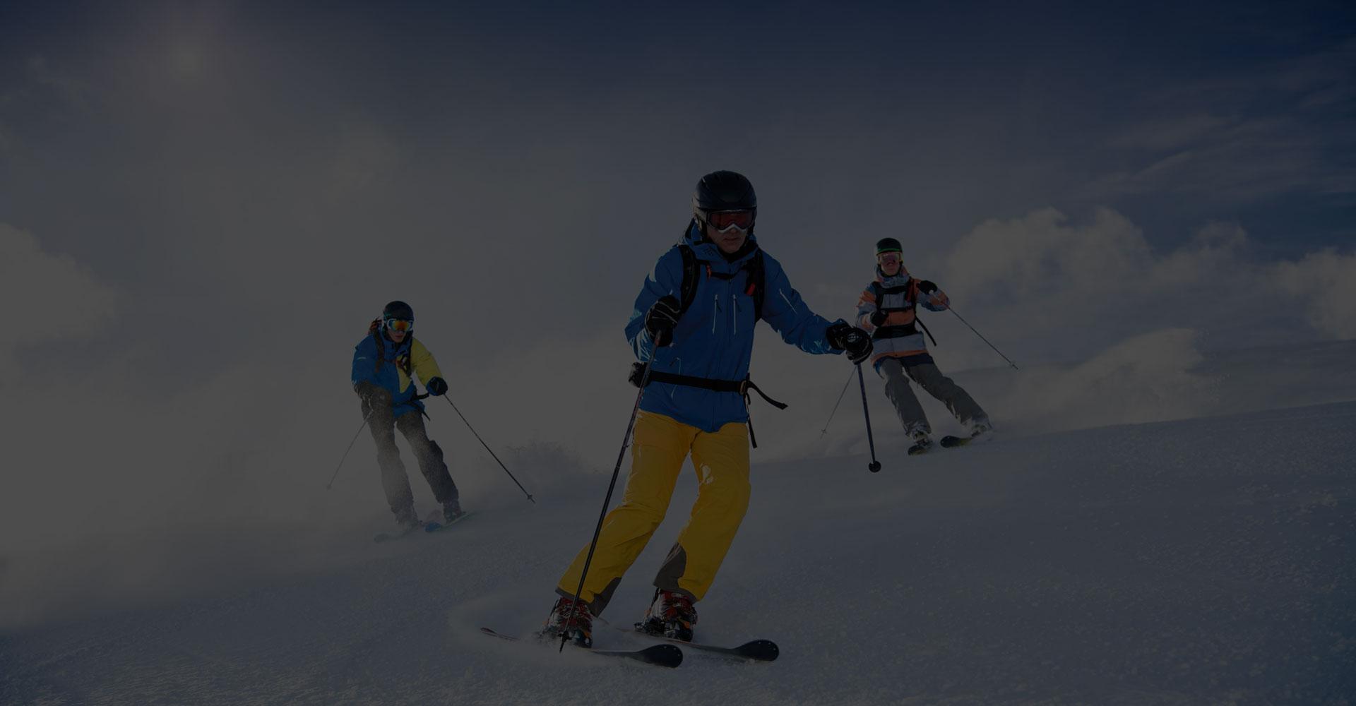 ski in the sun 1